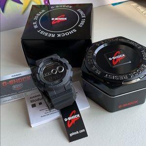G- Shock Men's XL Digital Resin Strap Watch